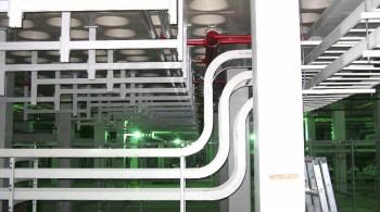 友達光電L7B/L8A廠潔淨室電氣工程