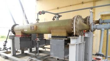 海水電解次氯酸鈉系統設計及建造工程