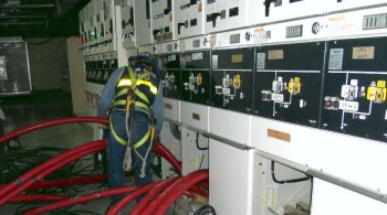 聯華電子 12A P5 Stage 2 PSB/CUB/OB/LAB及警衛室電氣工程
