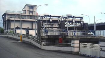 宜蘭河堤後排水工程(宜東抽水站及引水幹線等)