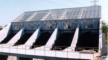永康大排抽水站新建工程(國內第一套阿基米德螺旋式抽水機)
