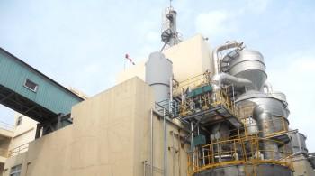 硫酸銨工場設計及建造工程