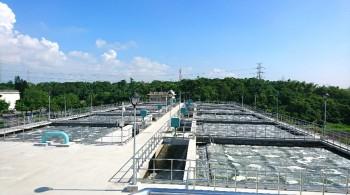 東港溪原水前處理工程