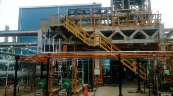 林園石化廠廢鹼氧化裝置統包工程